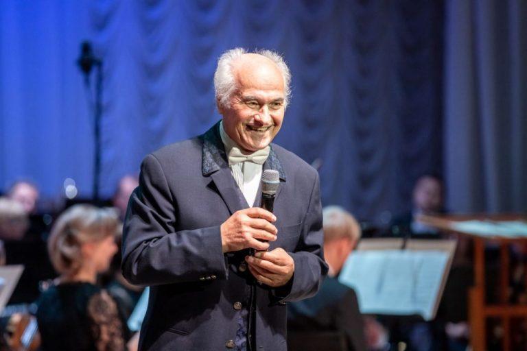 Авторский концерт Евгения Доги «Мой ласковый и нежный…»
