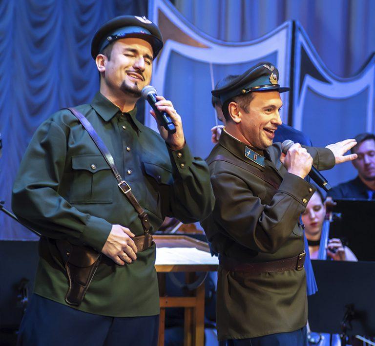 «Маршал песни» в Нижнем Новгороде. Концерт, посвященный Василию Павловичу Соловьёву-Седому